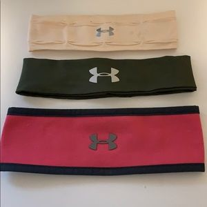 Under Armor Head Bands